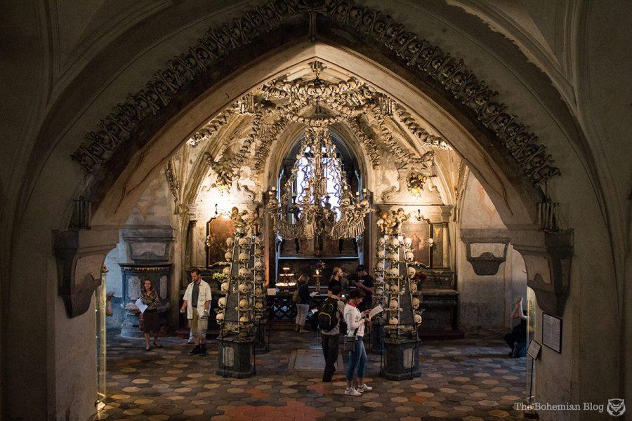 The Creepy Church of Bones